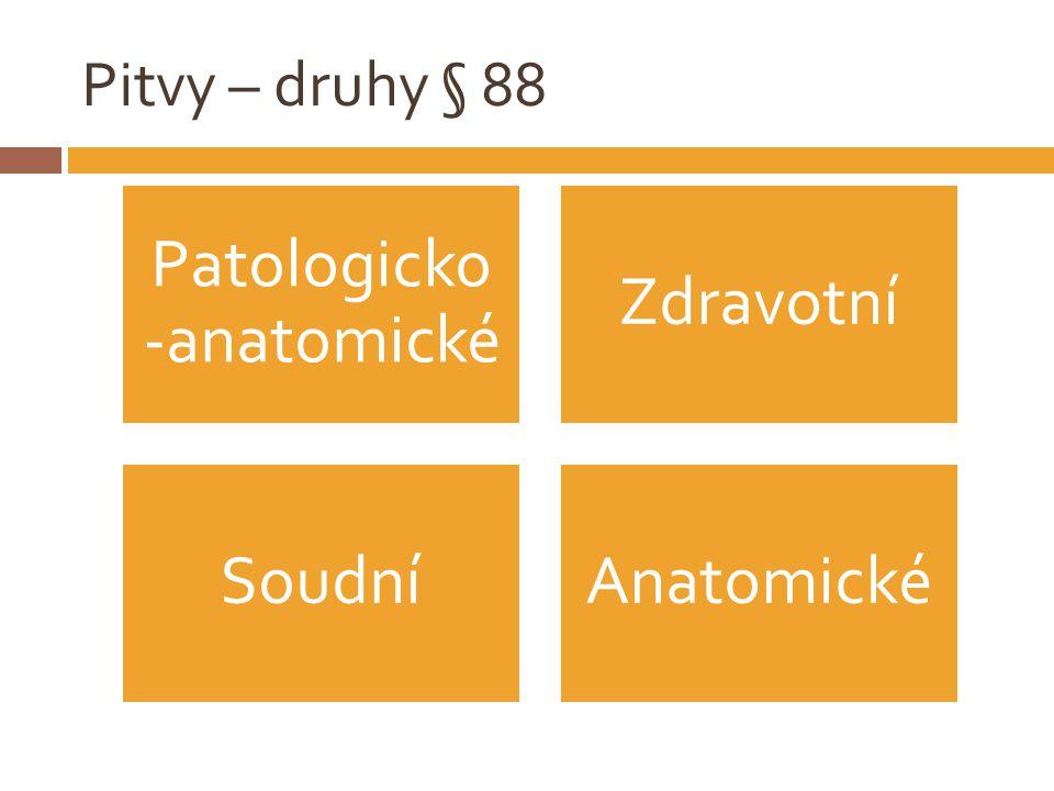 Patologicko -anatomické