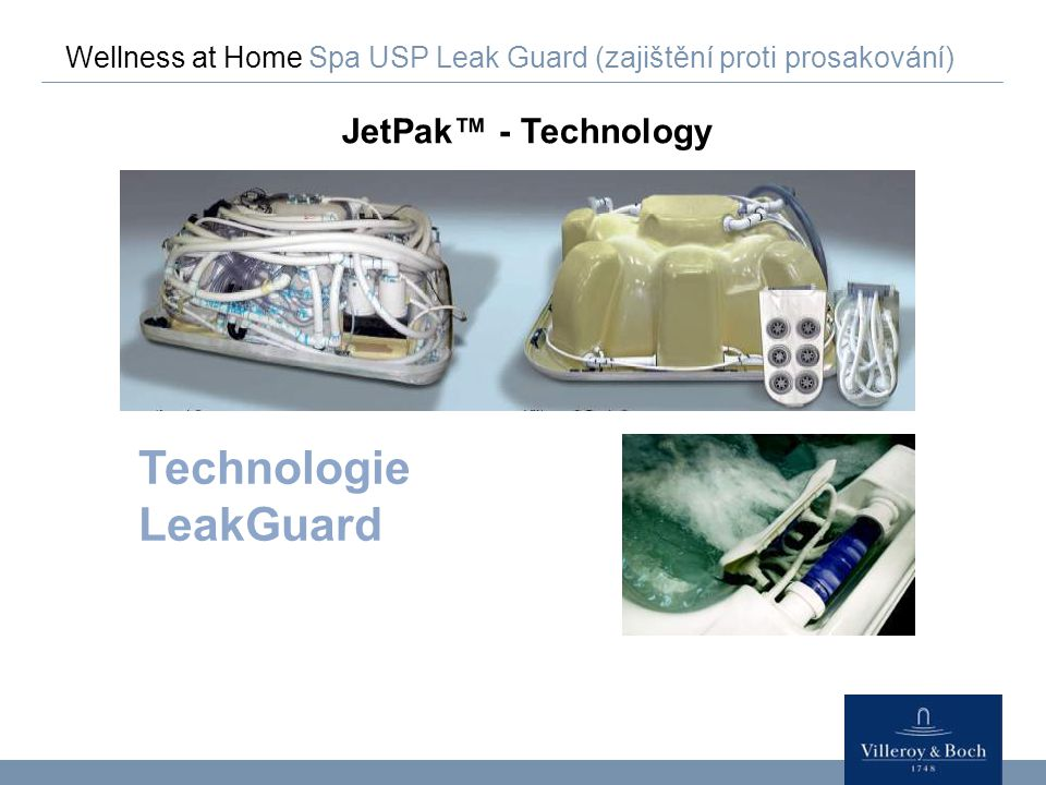 Technologie LeakGuard