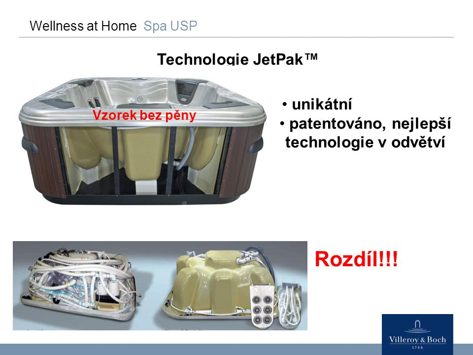 patentováno, nejlepší technologie v odvětví