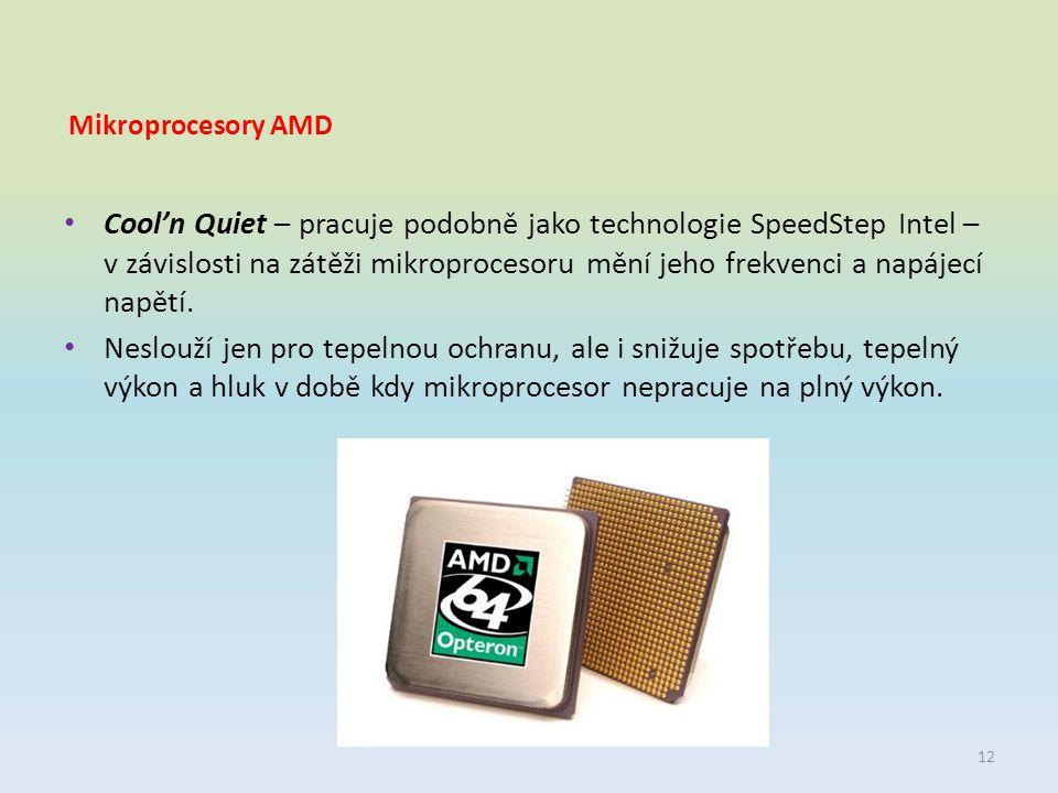 Mikroprocesory AMD