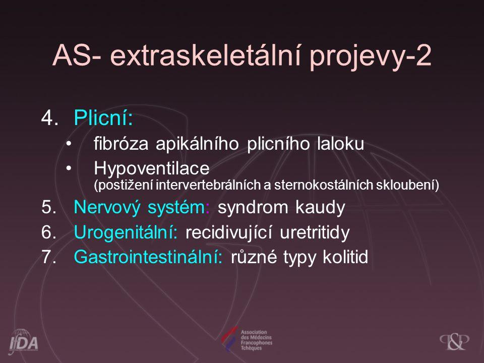 AS- extraskeletální projevy-2