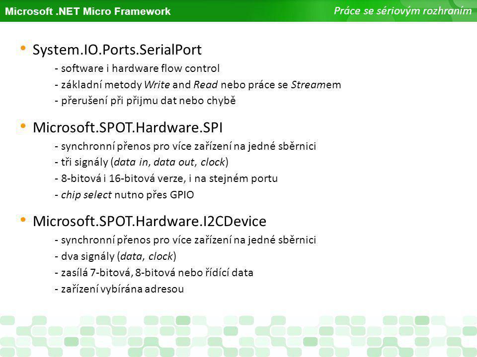 System.IO.Ports.SerialPort