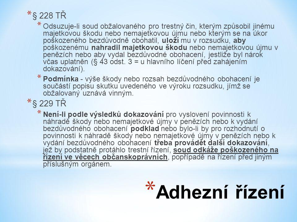 § 228 TŘ