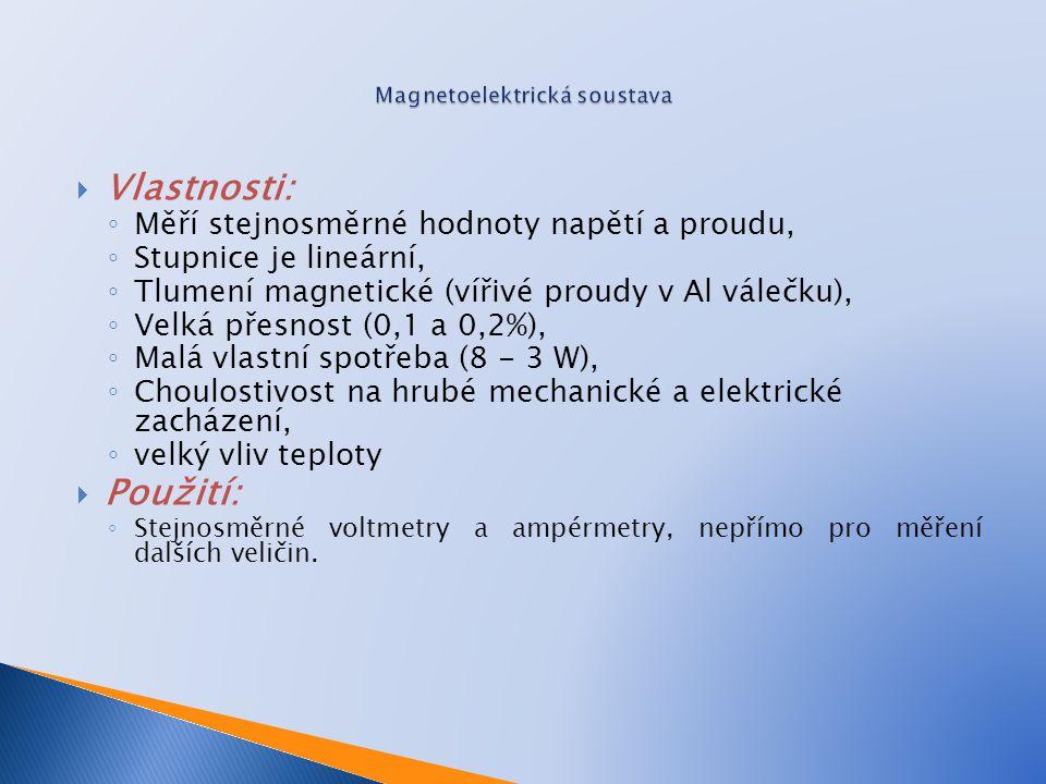 Magnetoelektrická soustava