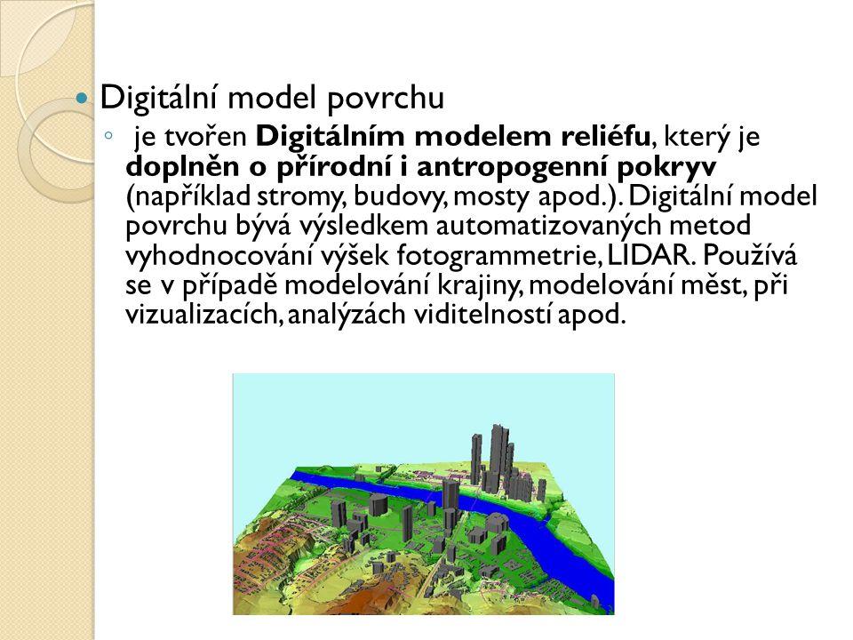 Digitální model povrchu