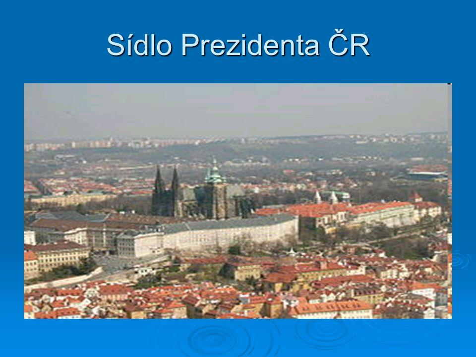 Sídlo Prezidenta ČR