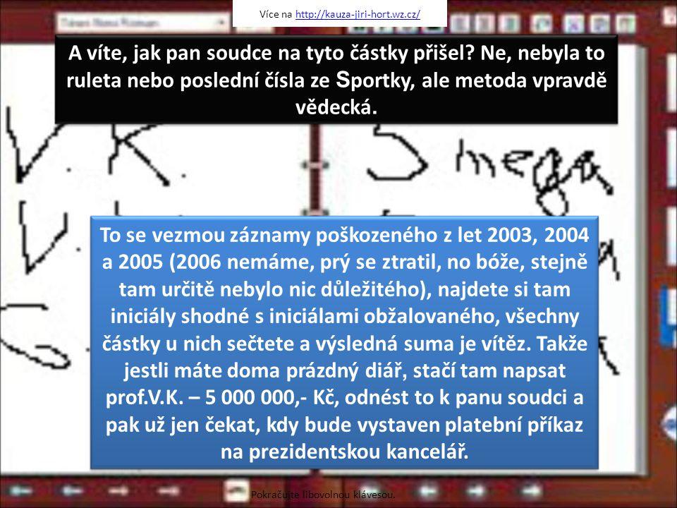 Více na http://kauza-jiri-hort.wz.cz/