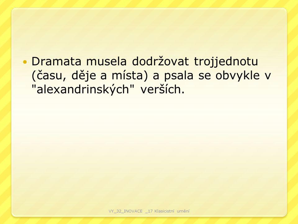 VY_32_INOVACE _17 Klasicistní umění