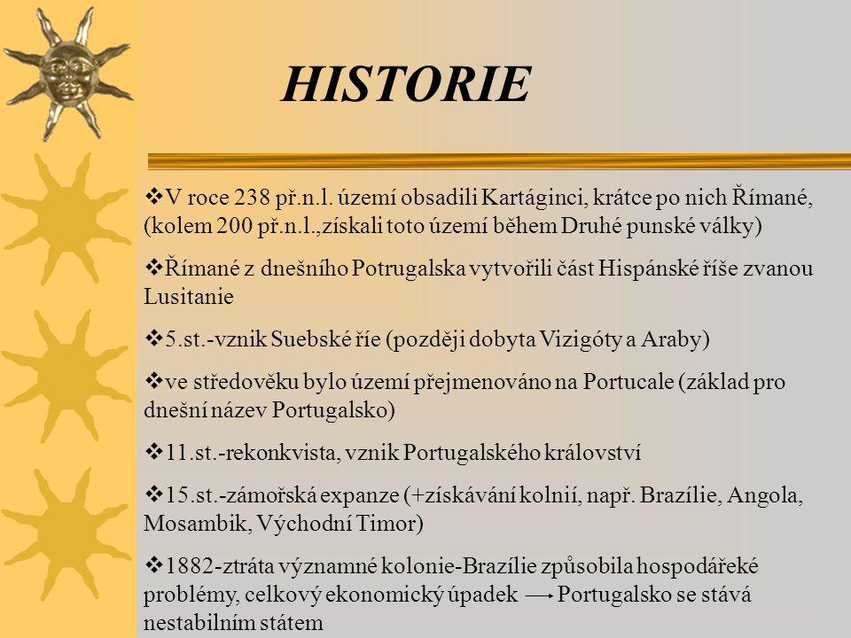 HISTORIE V roce 238 př.n.l. území obsadili Kartáginci, krátce po nich Římané, (kolem 200 př.n.l.,získali toto území během Druhé punské války)