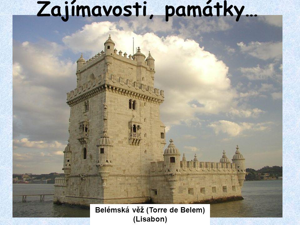 Belémská věž (Torre de Belem)