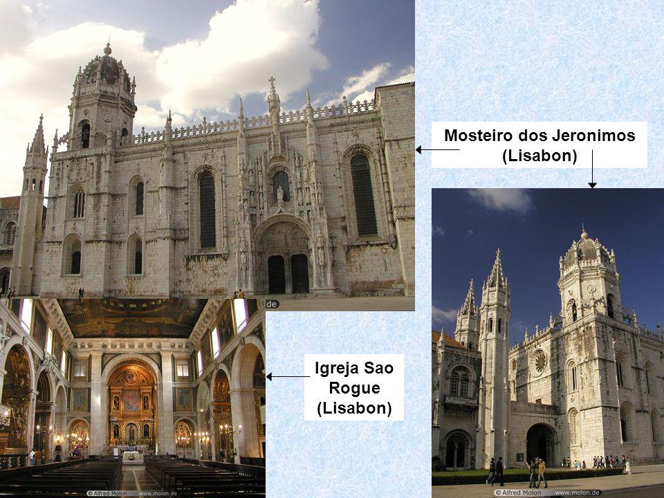 Mosteiro dos Jeronimos (Lisabon)