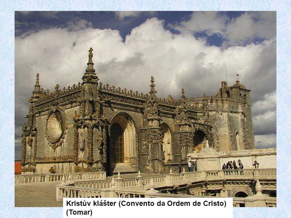 Kristův klášter (Convento da Ordem de Cristo)