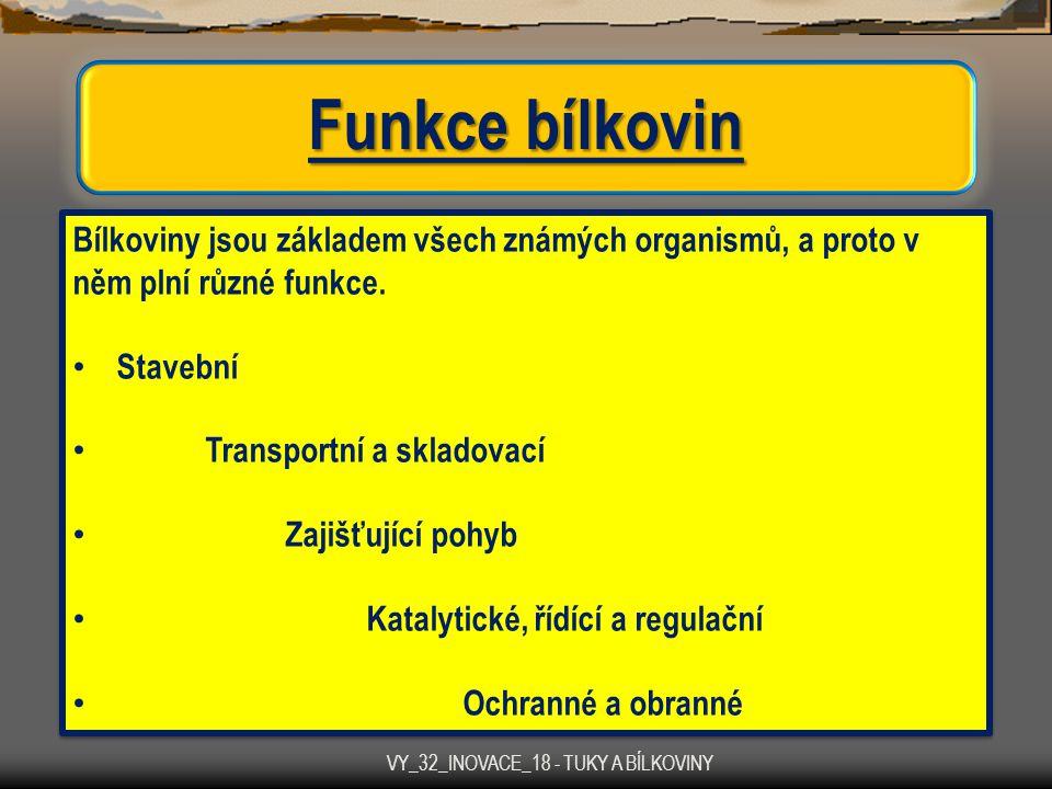 VY_32_INOVACE_18 - TUKY A BÍLKOVINY