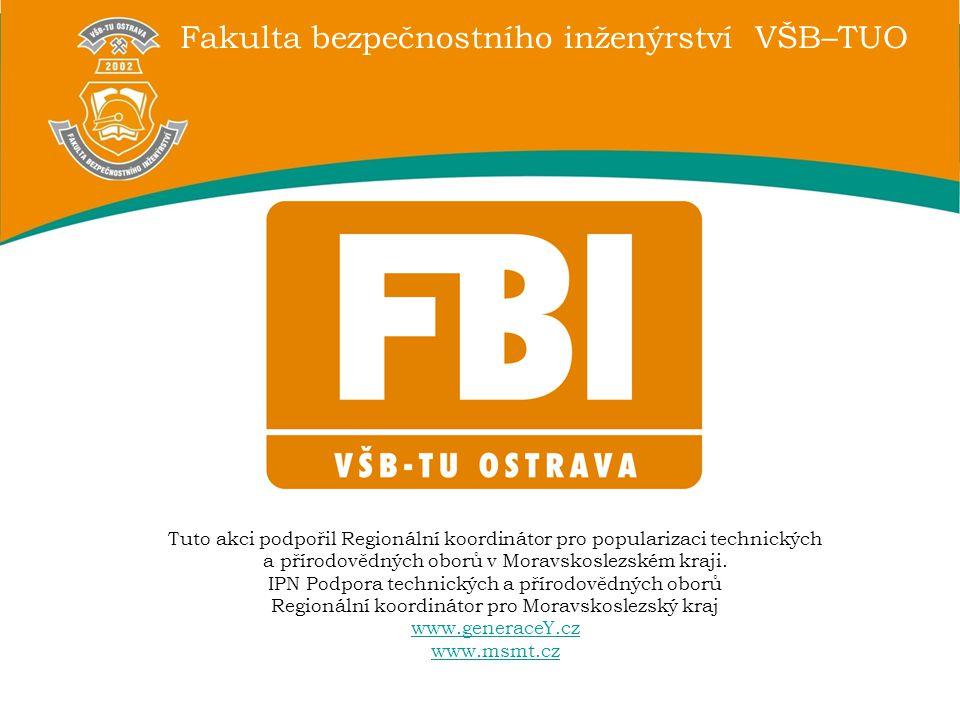 Tuto akci podpořil Regionální koordinátor pro popularizaci technických a přírodovědných oborů v Moravskoslezském kraji.