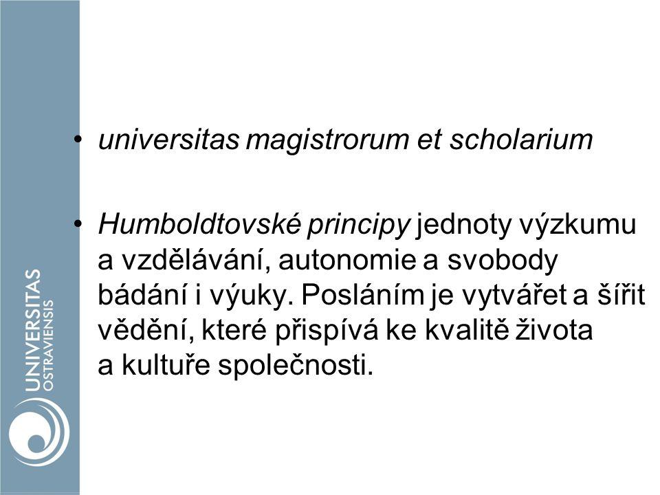 universitas magistrorum et scholarium
