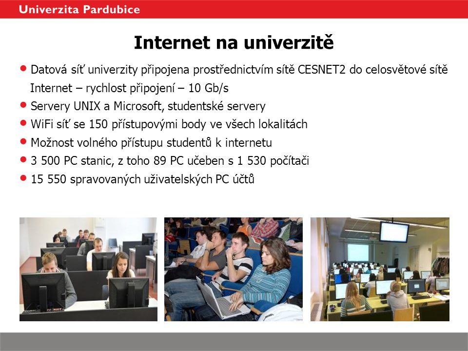 Internet na univerzitě