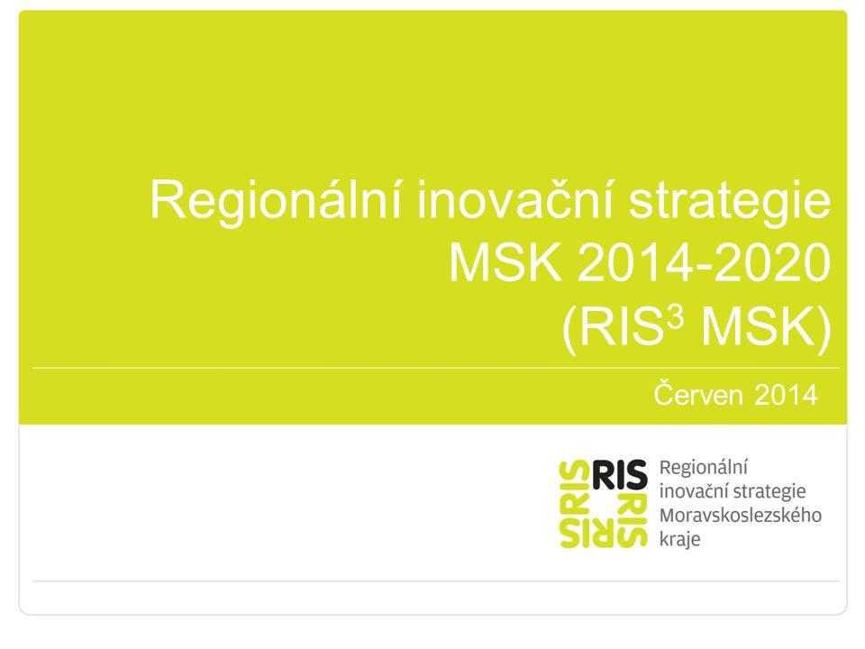 Regionální inovační strategie MSK 2014-2020 (RIS3 MSK)