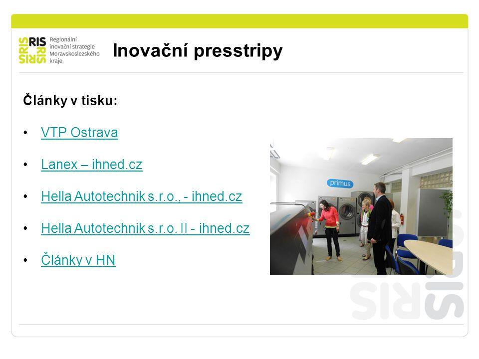 Inovační firma Moravskoslezského kraje