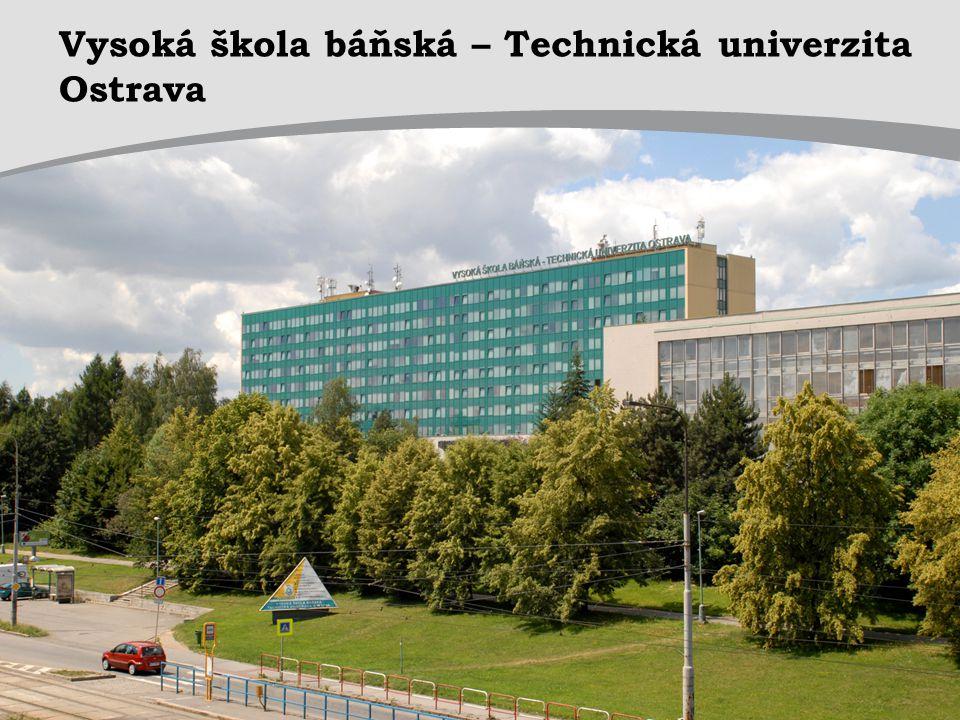 Vysoká škola báňská – Technická univerzita Ostrava