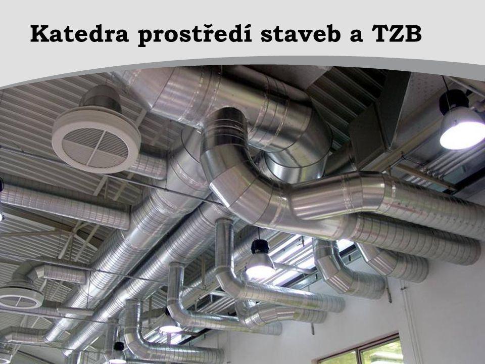 Katedra prostředí staveb a TZB