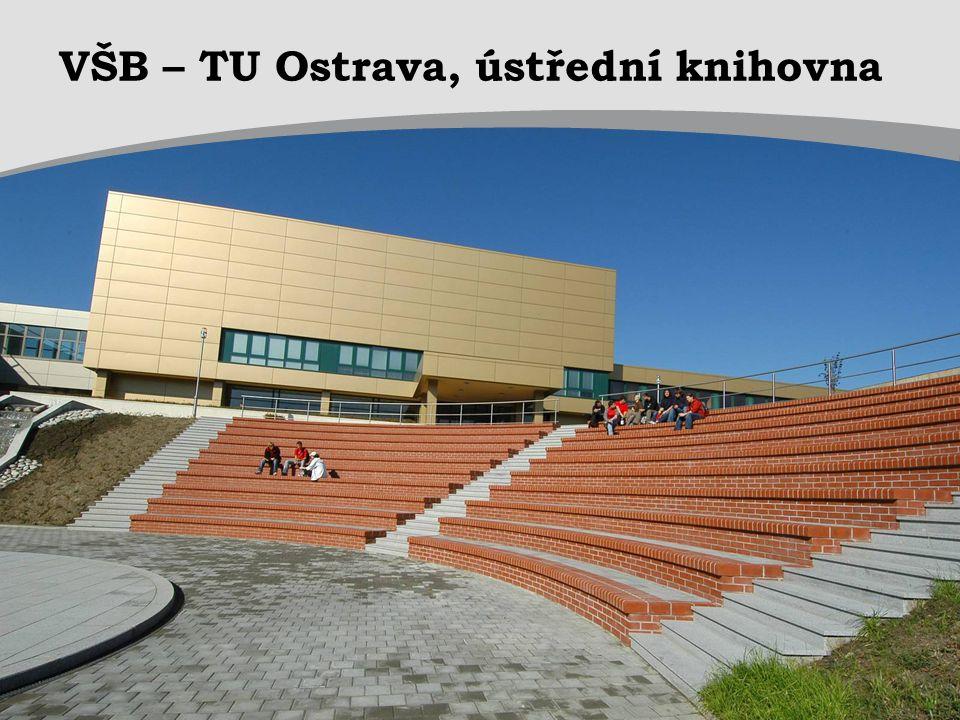 VŠB – TU Ostrava, ústřední knihovna