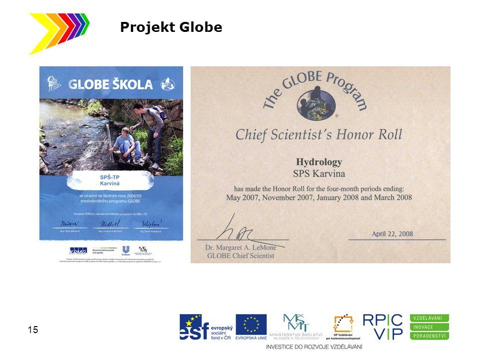 Projekt Globe 15 15