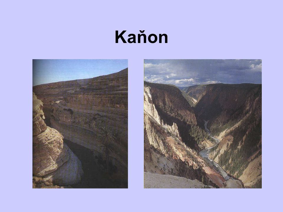 Kaňon