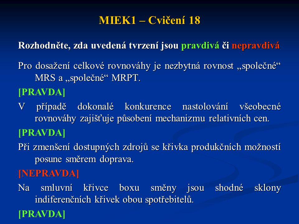 MIEK1 – Cvičení 18