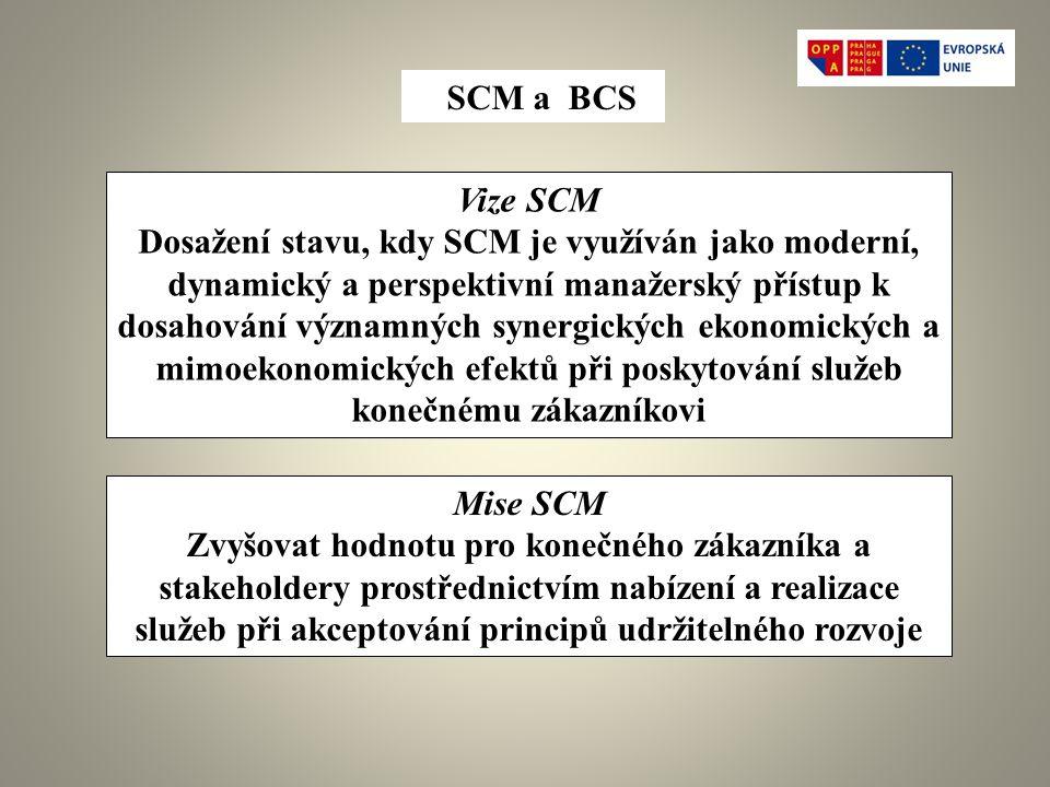 SCM a BCS Vize SCM.