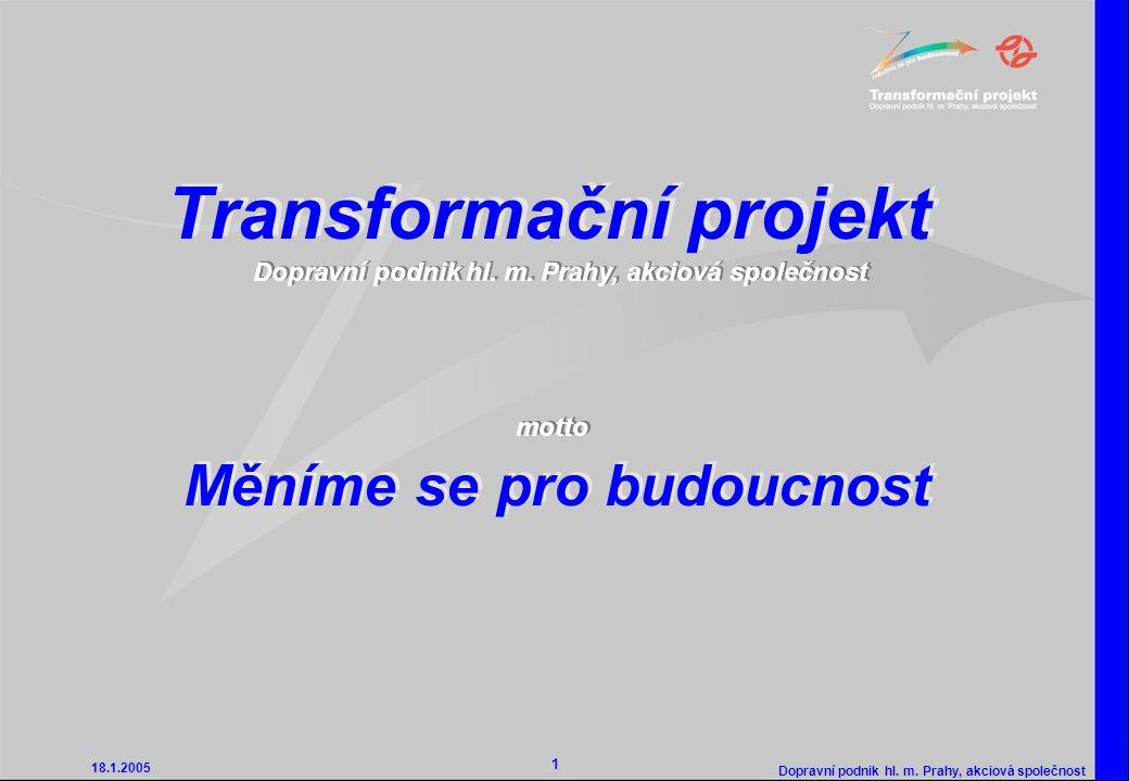 Transformační projekt