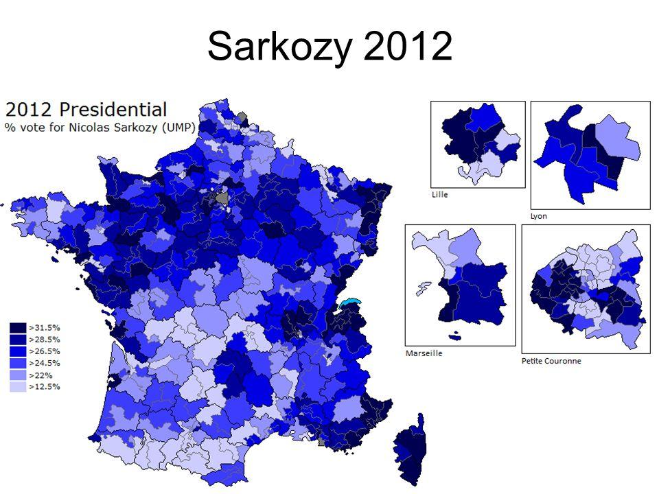 Sarkozy 2012