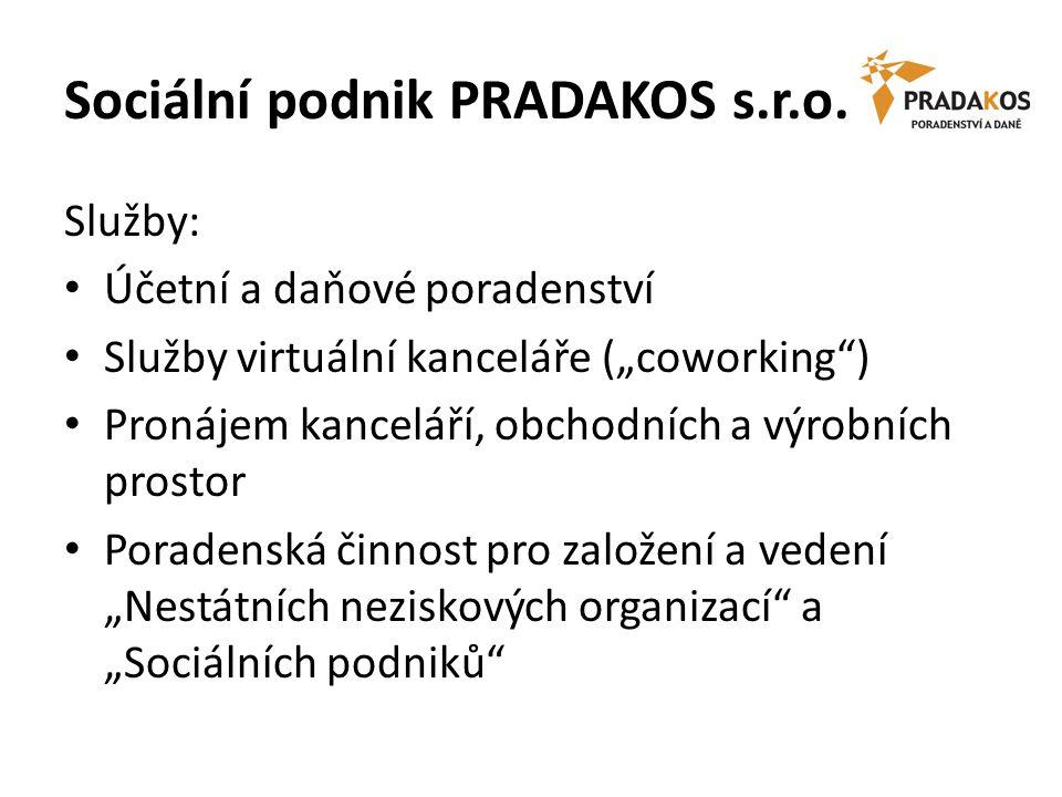 Sociální podnik PRADAKOS s.r.o.