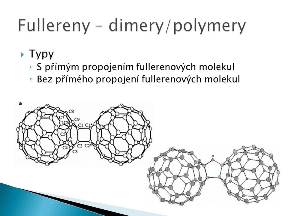 Fullereny – dimery/polymery