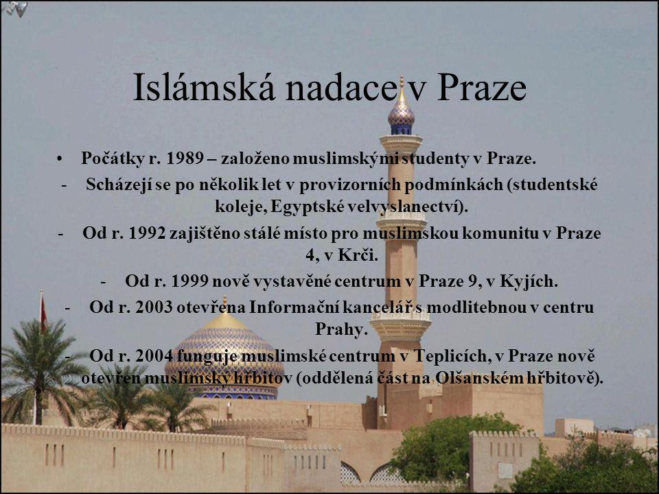 Islámská nadace v Praze