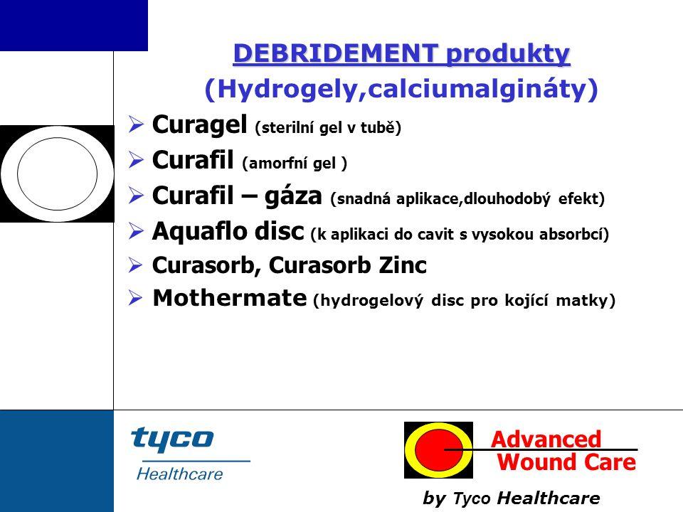 (Hydrogely,calciumalgináty)