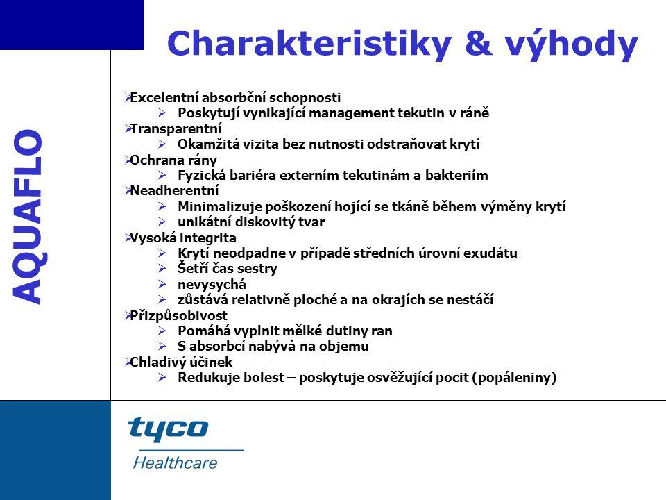 Charakteristiky & výhody