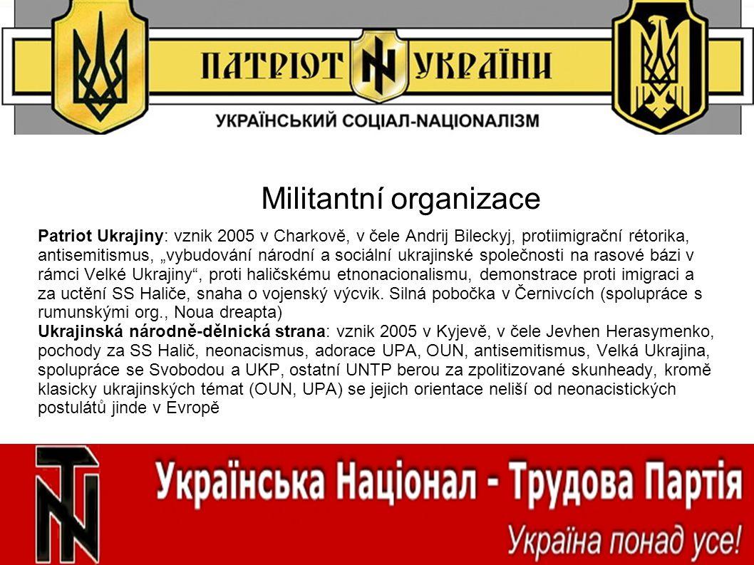 Militantní organizace