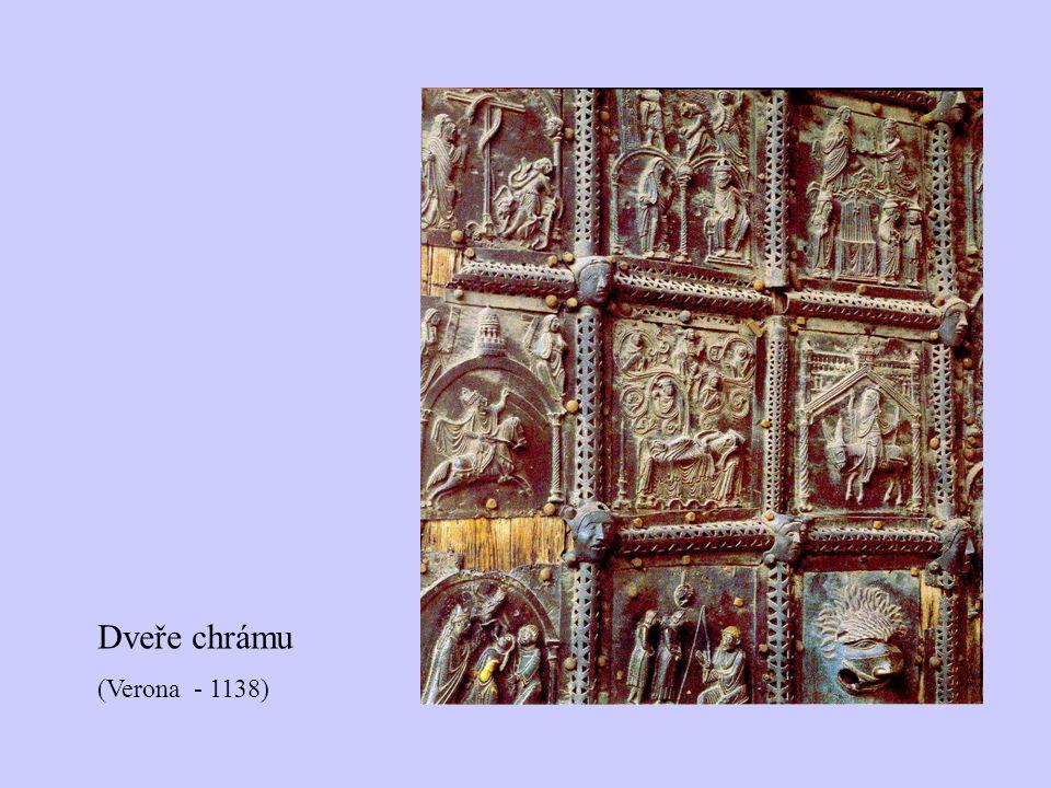 Dveře chrámu (Verona - 1138)