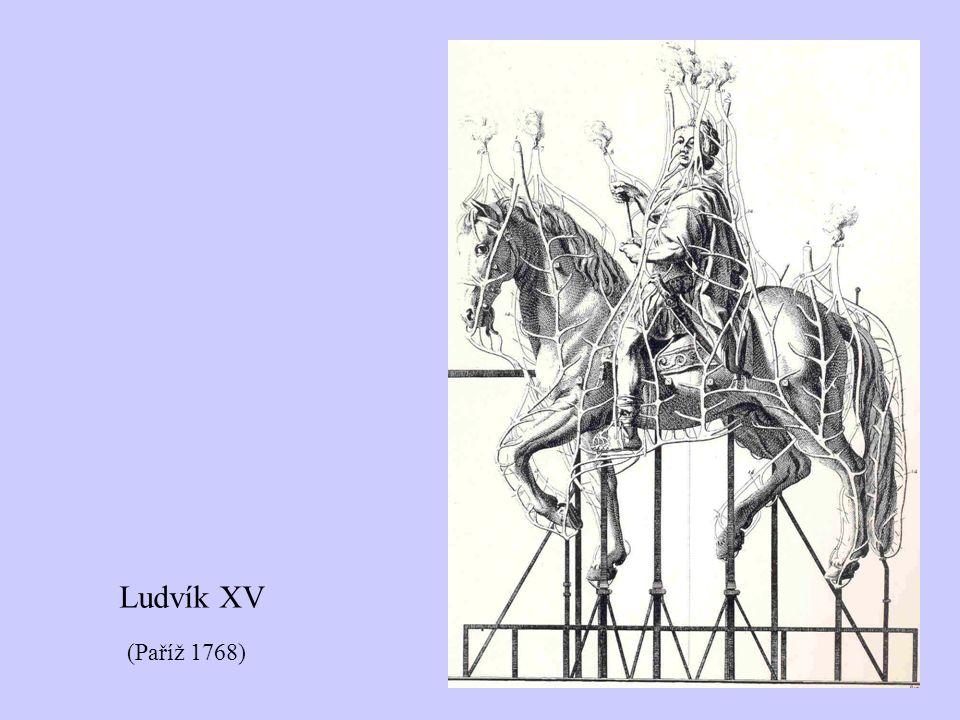 Ludvík XV (Paříž 1768)