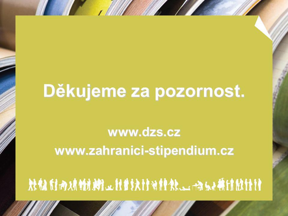 www.dzs.cz www.zahranici-stipendium.cz