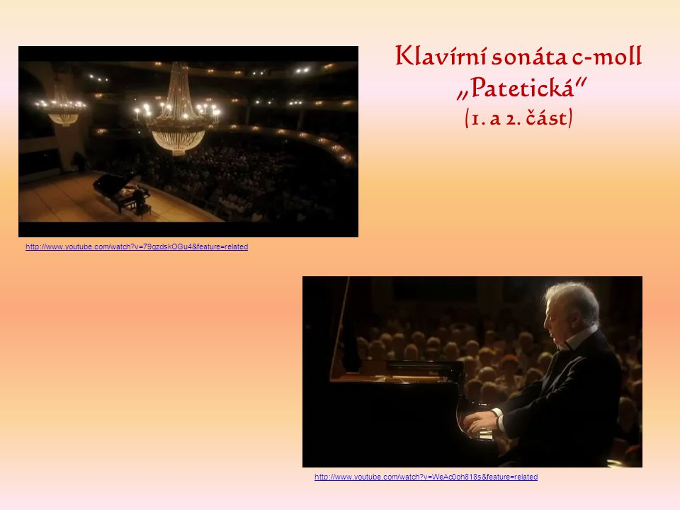 Klavírní sonáta c-moll