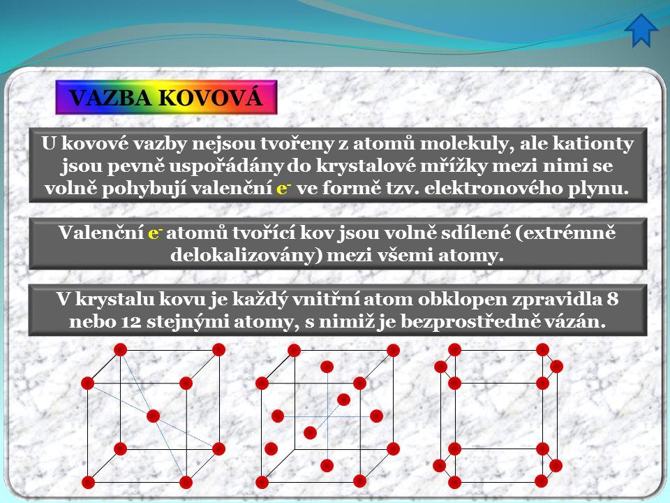 VAZBA KOVOVÁ