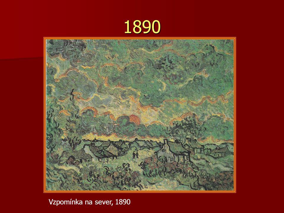1890 Vzpomínka na sever, 1890