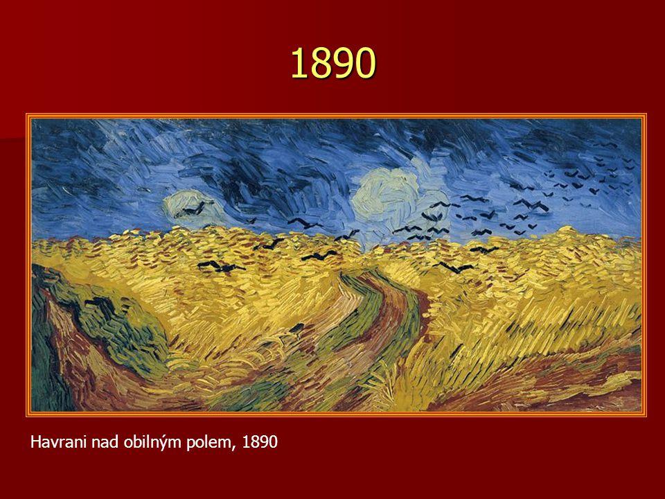 1890 Havrani nad obilným polem, 1890