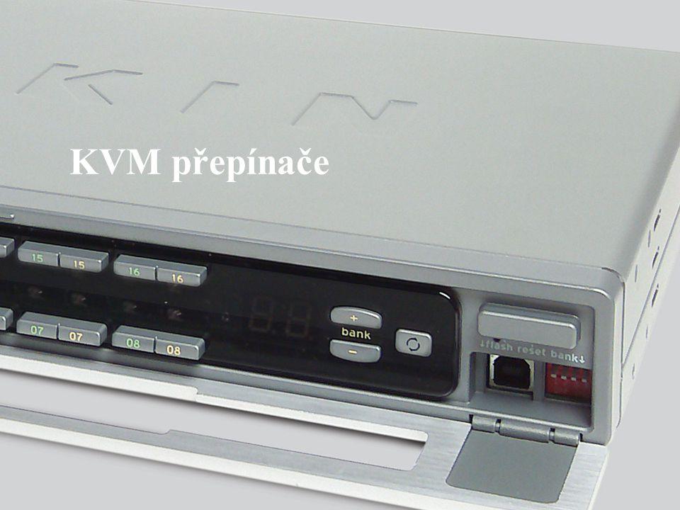 KVM KVM přepínače