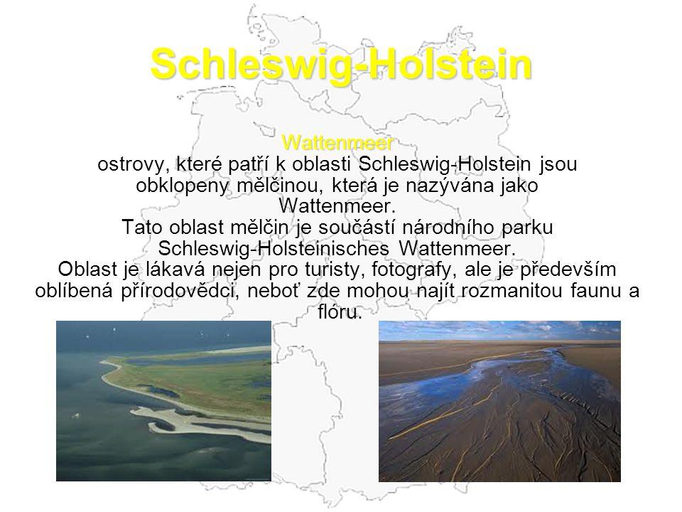 Schleswig-Holstein Wattenmeer