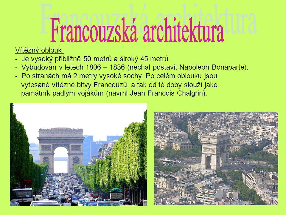 Francouzská architektura