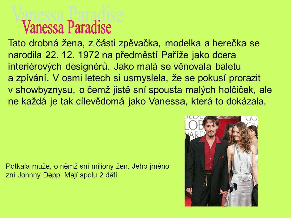 Vanessa Paradise