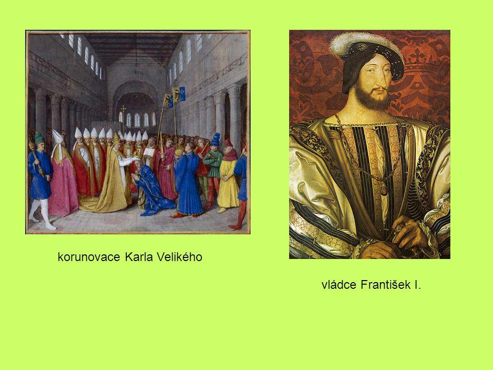 korunovace Karla Velikého