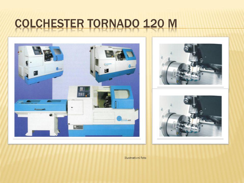 Colchester TORNADO 120 M Ilustrativní foto